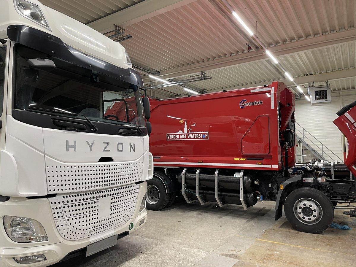Hyzon Motors Hero Image